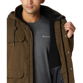 Columbia South Canyon Veste doublée Homme, olive green
